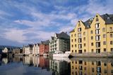 Converted Warehouses in Alesund  Norway