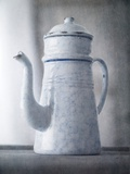 A French Enamel Coffee Pot