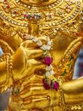 Yaksha at Wat Phra Kaeo the Grand Palace