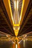 Ting Kau Bridge  Hong Kong  China