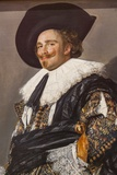 Painting Titled the Laughing Cavalier  The Wallace Collection Museum
