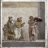 Greek Civilization: Street Musicians of the Cult of Cybele