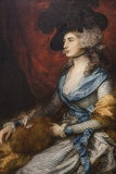 Painting of Mrs Siddons The National Gallery Trafalgar Square