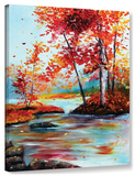 Bright Hope  Gallery-Wrapped Canvas