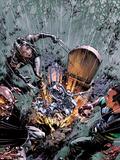 Avengers Academy No26 Cover: Jocasta and X-23 Screaming