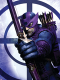 Dark Reign: Hawkeye No1 Cover: Hawkeye