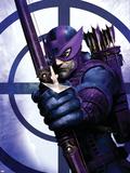 Dark Reign: Hawkeye No1 Cover: Hawkeye
