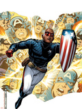 Young Avengers Presents No1 Cover: Patriot
