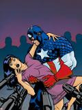 Captain America V4  No25 Cover: Captain America