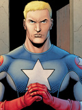 Ultimate Avengers 3 No1: Captain America