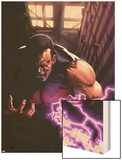 New Avengers Annual No1: Wonder Man Screaming with Energy