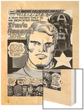 Captain America Bicentennial Battles Headshot: Captain America  Marvel Comics and X-Men