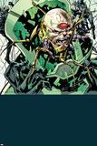 Secret Avengers 13 Cover: MODOK  Black Widow  Nick Fury  Hawkeye