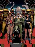 Avengers No18:  Norman Osborn  Madame Hydra  and Superia