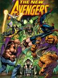 New Avengers No161 Cover: Green Goblin  Luke Cage  Thing  Spider-Man  Norman Osborn  and Others