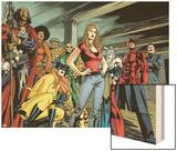 New Avengers No59 Group: Doctor Voodoo
