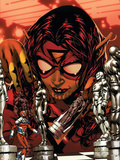 Avengers: The Initiative No17 Cover: Ant-Man and Spider Woman