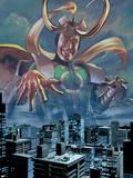 I Am an Avenger No3: Loki Posing