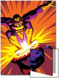 Captain America V4  No30 Cover: Captain America and Batroc The Leaper