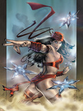 Elektra No32 Cover: Elektra