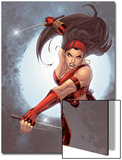 Ultimate Elektra No5 Cover: Elektra