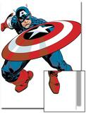 Captain America V4  No27 Cover: Captain America