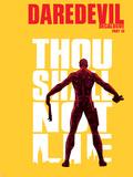 Daredevil 73 Cover: Daredevil