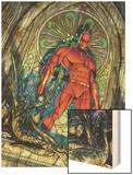 Daredevil No100 Cover: Daredevil