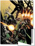 Bullseye Greatest Hits No3 Cover: Bullseye and Punisher