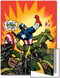 Captain America V4  No29 Cover: Captain America