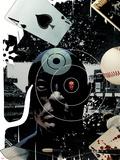 Bullseye: Perfect Game No1 Cover: Bullseye Posing