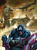 Captain America No601 Cover: Captain America
