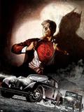 Daredevil No69 Cover: Daredevil  Murdock and Matt