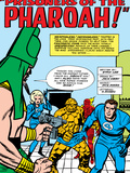 The Fantastic Four No19 Group: Mr Fantastic