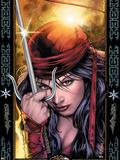 Elektra No31 Cover: Elektra