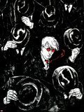 Daredevil No68 Cover: Murdock and Matt