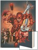 The Official Handbook Of The Marvel Universe: Daredevil 2004 Cover: Daredevil