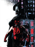 Daredevil Noir No2 Cover: Daredevil
