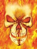 Ghost Rider No15 Headshot: Ghost Rider