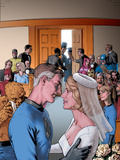 Fantastic Four: The Wedding Special No1 Cover: Mr Fantastic