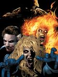 Ultimate Fantastic Four 22 Group: Mr Fantastic