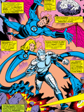 What If No6 Group: Mr Fantastic  Invisible Woman  Human Torch  Thing and Fantastic Four