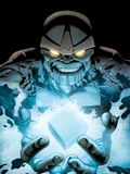 Ultimate Fantastic Four No52 Cover: Thanos