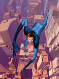 Ultimate Fantastic Four No10 Cover: Mr Fantastic
