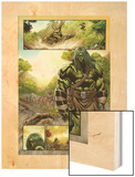 Skaar: King of The Savage Land No3: Skaar Walking