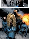 Ultimate Fantastic Four 21 Group: Mr Fantastic