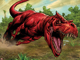 Skaar: King of The Savagle Land No2: Devil Dinosaur