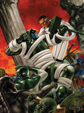 FF No11 Cover: Mr Fantastic and Ronan The Accuser Fighting