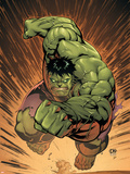 Marvel Adventures Hulk No14 Cover: Hulk