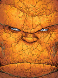 Ultimate Fantastic Four No14 Cover: Thing